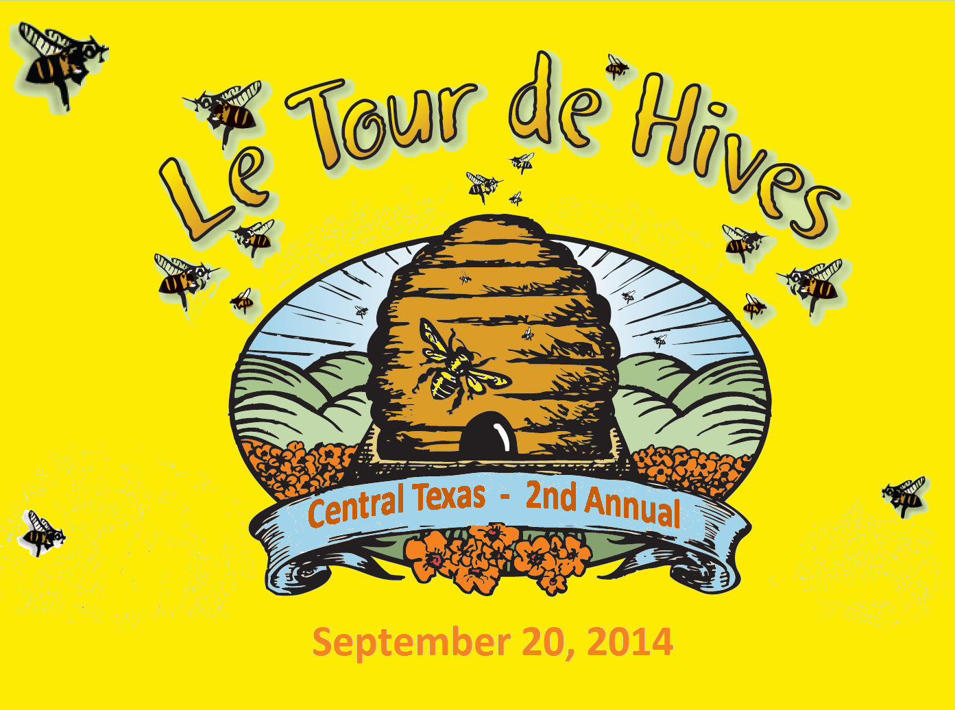 2nd Annual Tour de Hives ~ Saturday September 20th, 2014 ...
